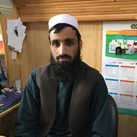 Sibghatullah Pashtoon